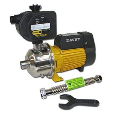 Davey Water Products BT14-45T2-USA Home Pressure Booster Pump with Torrium II Controller