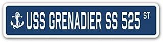 uss grenadier ss 525