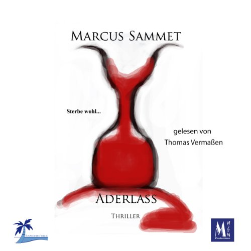 Aderlass audiobook cover art