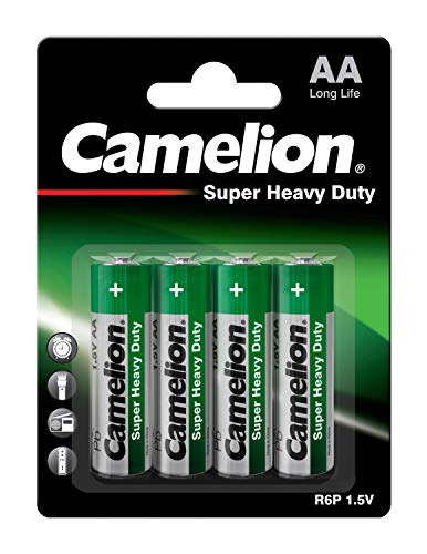 Camelion R6P-4BB Single-use battery AA Zinco-Carbonio