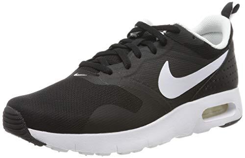 Nike Women's Air Max Tavas Black/White Ankle-High Running - 6M