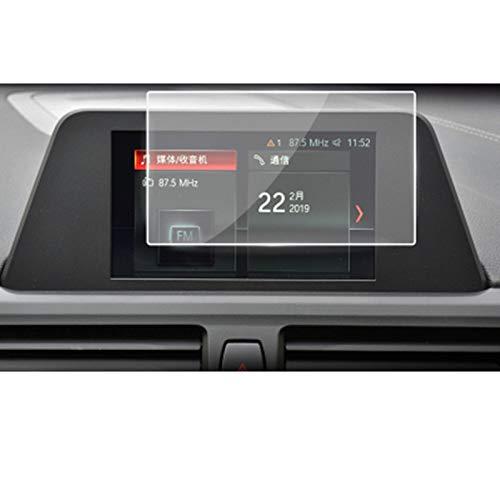 Glingfjz para BMW 1 Series 118i 120i 125i 2014-2019 Pantalla de Coche Control Central Navegación Protector de Pantalla táctil Vidrio Templado