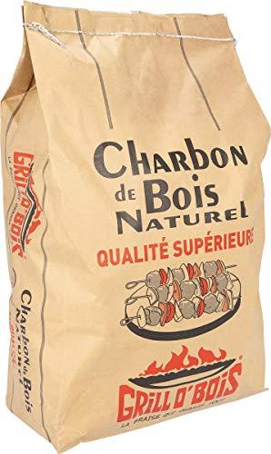 Charbon de bois Grill O'Bois - Sac de 40 l