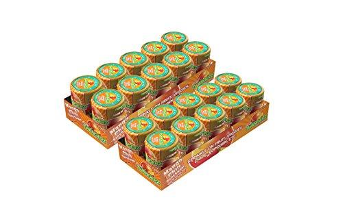 Twangerz Snack Topping, Mango Chile, 1.15 Ounce Shaker (Pack of 20)