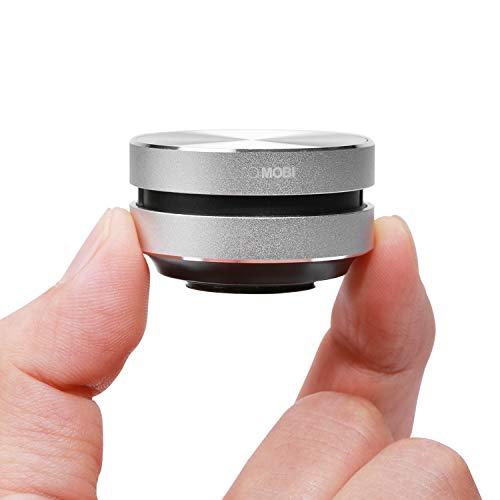 Altavoz de conducción ósea, mini altavoz inalámbrico portátil con Bluetooth TWS, sonido inalámbrico, creativo, portátil, compatible con iPhone, iPad, Samsung, tabletas y más