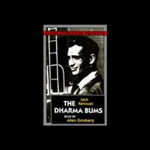 The Dharma Bums audiobook cover art