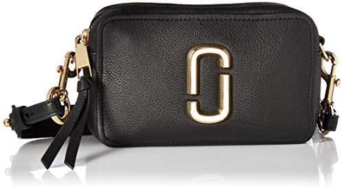Marc Jacobs Damen die Softshot 21 Kameratasche Schwarz Ein Größe