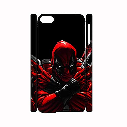 Desconocido Compatible For Apple iPhone 5 Ip5S Se Shock Proof Rigid Plastic Shells For Women Have Comics