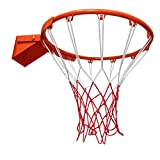 Aoneky Outdoor Replacement Basketball Rim - 18 mm Solid Steel