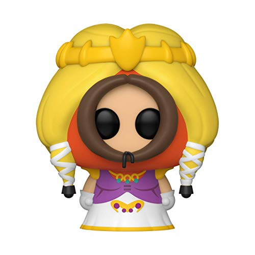 Funko- Pop Animation: South Park-Princess Kenny Figurine de Collection, 51639, Multicoleur