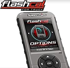 BRAND NEW SUPERCHIPS FLASHCAL F5 IN-CAB TUNER,COMPATIBLE WITH 2017 & UP GM GASOLINE ENGINE TRUCKS