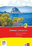¡Vamos! ¡Adelante! 2. Cuaderno de actividades mit Multimedia-CD und Online-Übungen