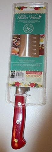 Pioneer Woman Signature Knife Teal (Red)