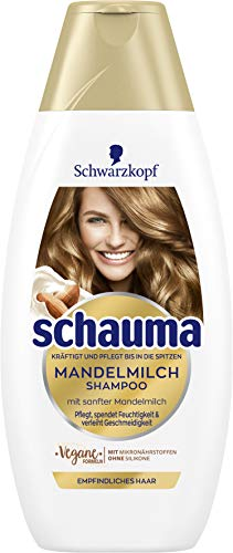 Schauma Shampoo amandelmelk, per stuk verpakt (1 x 400 ml)