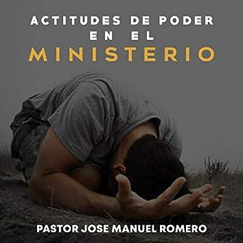 Actitudes de Poder en el Ministerio