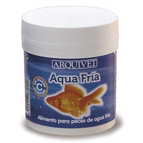 Arquivet Comida para peces Aqua Fría - 105 ml