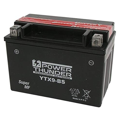 Batería Power Thunder YTX9-BS [0609921P]