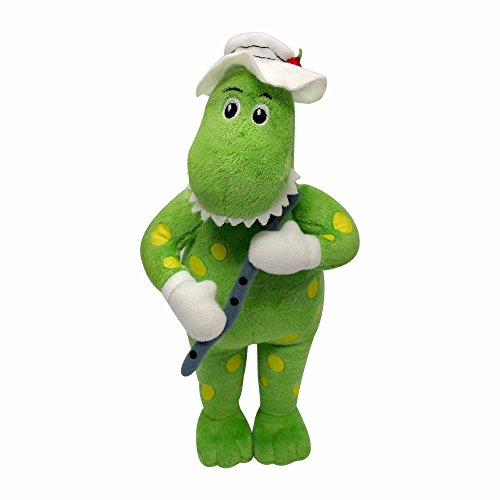 The Wiggles Dorothy The Dinosaur Plush Doll