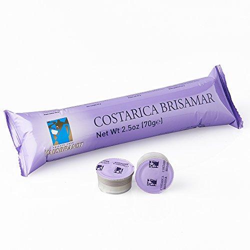 50 Capsule Hausbrandt Caffè Costarica Brisamar. Miscela di caffè 100% Arabica tostato e macinato confezionato in capsule monodose