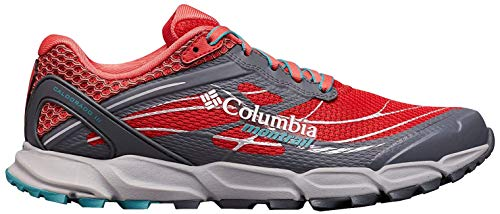 Columbia Caldorado III Trail Running Damen 42 Cherrybomb / Teal