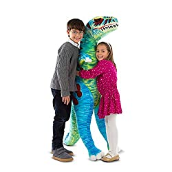4. Melissa & Doug Giant T-Rex