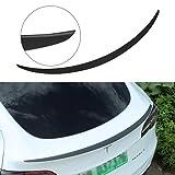 Carwiner Tesla Model Y Trunk Spoiler Wing ABS...