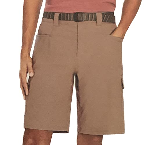Orvis Men's Tech Cargo Short (Kelp, 32, Numeric_32)
