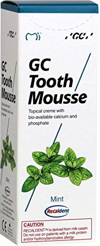 GC Tooth Mousse Recaldent Minze 40g