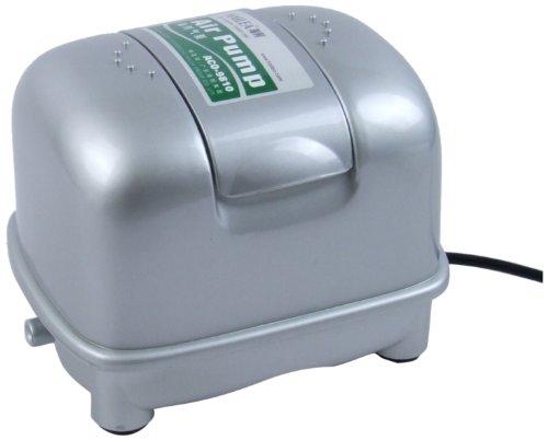Aquarline Hailea Aco-9810 Luftpumpe für Teich/Aquarium, 1800 l/h