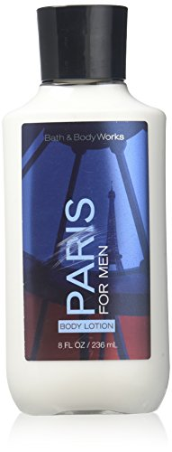 Bath Body Works Paris for Men 8.0 oz Body Lotion