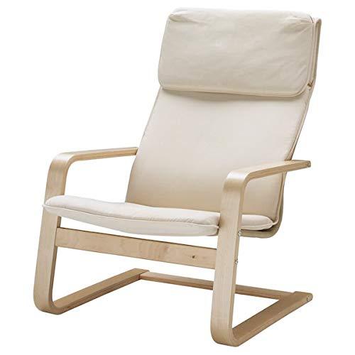 DiscountSeller Sillón PELLO, Holmby natural, 67x85x96 cm duradero y fácil de cuidar. Sillones de tela. Sillones y chaise longues. Sofás y sillones. Muebles. Respetuoso con el medio ambiente.