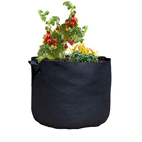 Fabric Pot with Handles Viagrow (2-Pack), 65 gallon