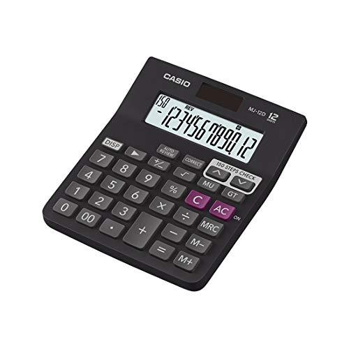 Casio MJ-12D 150 Steps Check and Correct Desktop Calculator