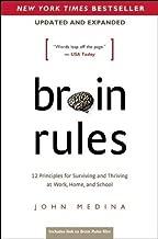 مخ Rules (تم التحديث و Expanded): 12مبادئ لهاتف Surviving و مزدهرة في العمل أو المنزل ، و المدرسية