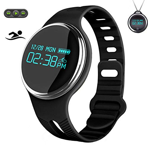 QNKEG Smart Watch Mannen/Vrouwen Fitness Tracker/Muziek/App GPS Smartwatch Fit Voor Apple/Xiaomi