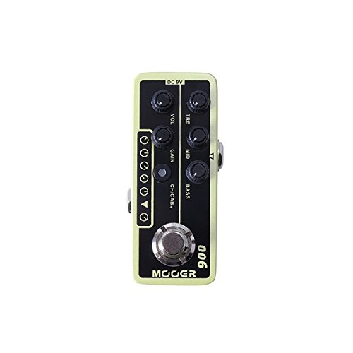 Mooer Preamp 006 - USA Classic: Deluxe