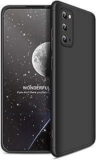 """Capa Capinha Anti Impacto 360 Para Samsung Galaxy S20 FE com Tela de 6.5"""" Polegadas Case Acrílica Fosca Acabamento Slim Ma..."""