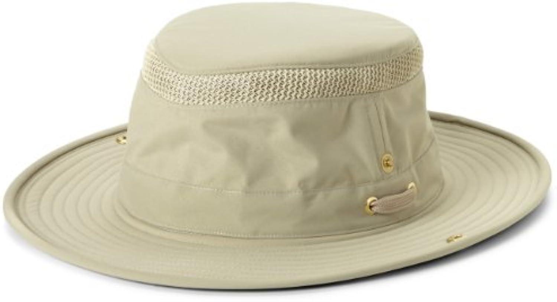Tilley Endurables LTM3 Airflo Hat,Khaki Olive,7.375 by Tilley