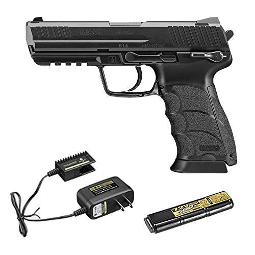 東京マルイ HK45 電動ハンドガン フルセット (本体+バッテリー+NEW充電器)