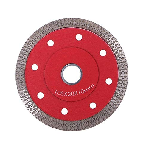 GFHDGTH rood warm geperst gesinterd mesh Turbo keramische tegel graniet marmer diamant zaagblad snijden schijf wiel boor gereedschap, Type 1