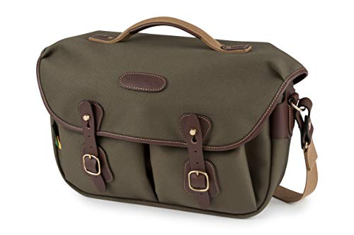 Billingham Hadley Pro 2020 Kameratasche (Sage Fibrenyte/Chocolate Leather)