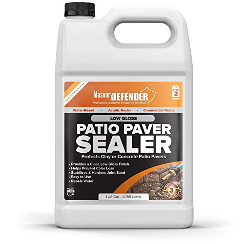 Best Sealer For Brick Patio