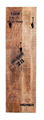 SIT Recyceltes Altzholz: Tolle Holzoptik im Used Look, jedes Stück ist ein Unikat