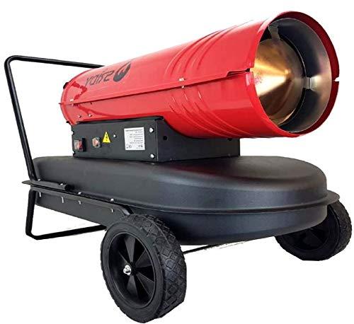 Sridy 50KW Diesel Paraffin Industrial Commercial Heater Space Indoor Floor...