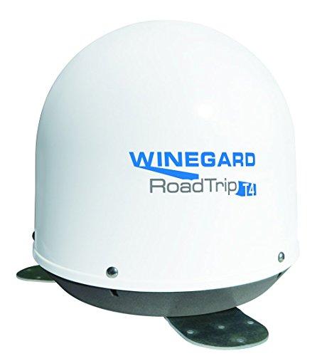 Winegard RT2000T Roadtrip T4 In-Motion RV Satellite Antenna - White