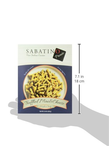 SABATINO PRONTO Truffle Mac and Cheese, 9.16 Ounce