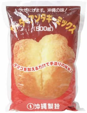 沖縄製粉 サーターアンダギーミックス 500g