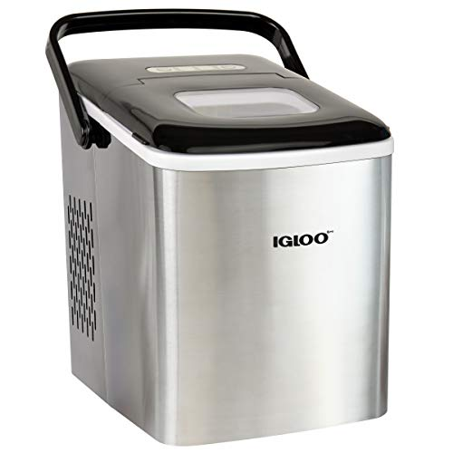 Igloo Portable Electric Countertop Ice Maker Machine