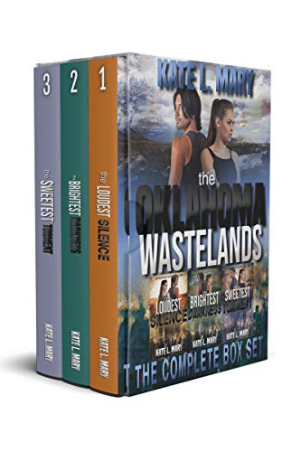 The Oklahoma Wastelands Series: The Complete Post-Apocalyptic Zombie Box Set by [Kate L. Mary]