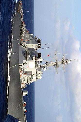 US Navy USS Arleigh Burke (DDG 51) Destroyer Journal: Take Notes, Write Down Memories in this 150 Page Lined Journal